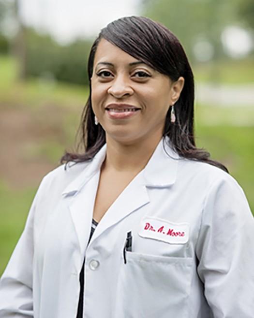 Andrea Moore, M.D.