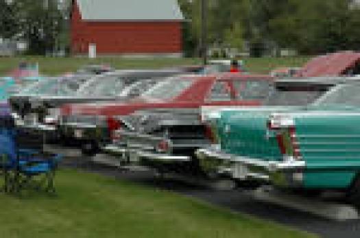 Bellevue Hospital Ohio Car Show
