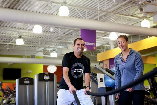 Anytime Fitness The Bellevue Hospital