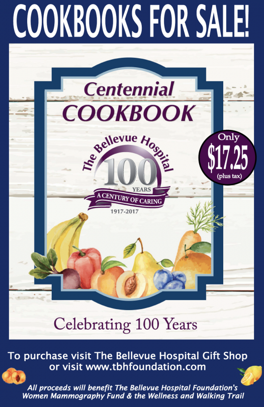 Centennial Cookbook For Sale