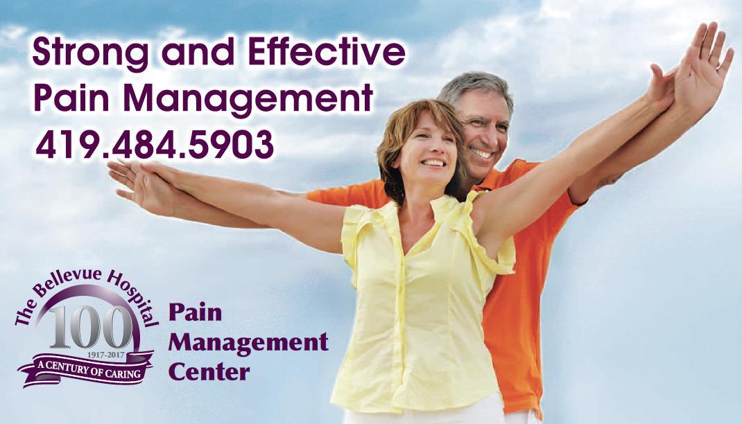 Pain Management Center at The Bellevue Hospital